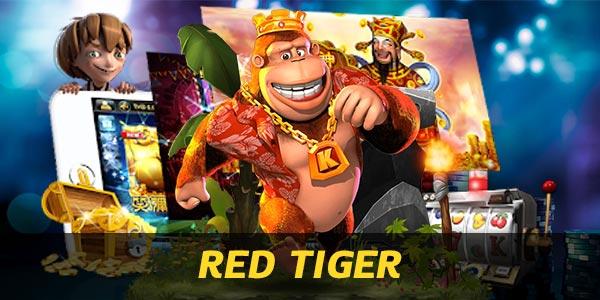 Red Tiger สล็อตฝากผ่านทรูวอเลท